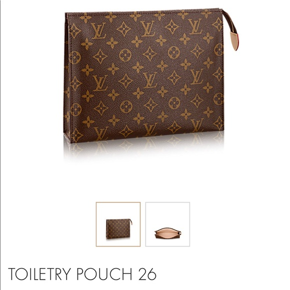 Louis Vuitton Handbags - Louis Vuitton Clutches   Wallets (Pouch ... 4051f22334878